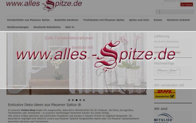 Online-Shop alles-spitze.de