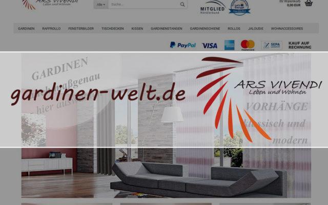 Online-shop gardinen-welt.de